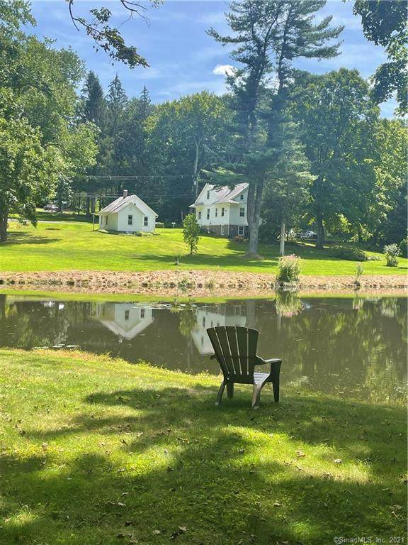 1863 S Britain Road, Southbury, CT 06488 (MLS #170431245) :: Chris O. Buswell, dba Options Real Estate