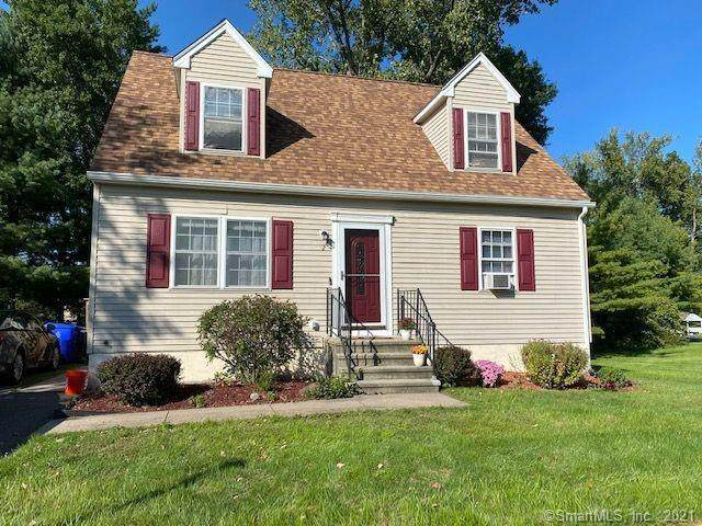 2 Pheasant Hill Drive #2, Enfield, CT 06082 (MLS #170434841) :: Chris O. Buswell, dba Options Real Estate