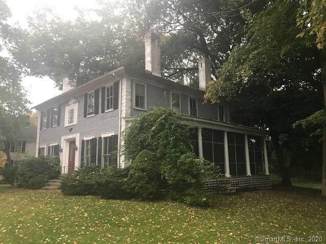 361 Thompson Road, Thompson, CT 06277 (MLS #170148012) :: GEN Next Real Estate