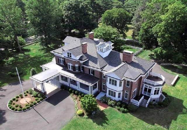 757 Oenoke Ridge, New Canaan, CT 06840 (MLS #170372259) :: Spectrum Real Estate Consultants