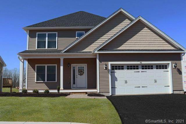 23 Bleeker Circle, North Haven, CT 06473 (MLS #170387010) :: Spectrum Real Estate Consultants
