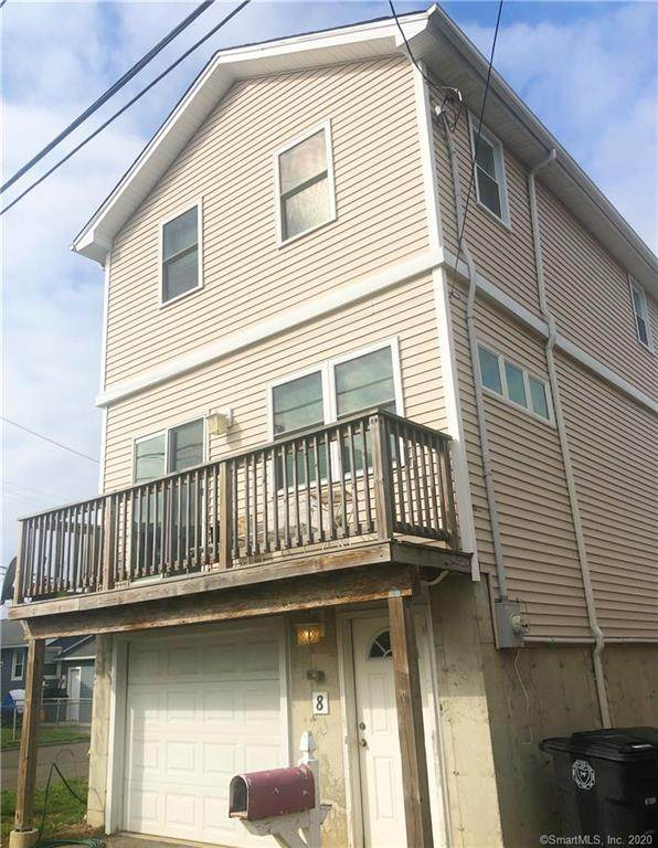 8 Point Beach Drive, Milford, CT 06460 (MLS #170337870) :: Frank Schiavone with William Raveis Real Estate