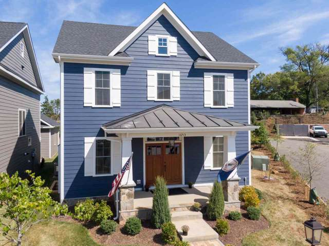 1653 Riverwalk Xing, CHARLOTTESVILLE, VA 22911 (MLS #594589) :: Real Estate III