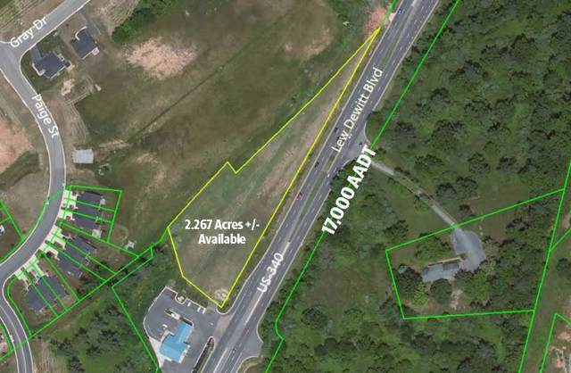 635 Lew Dewitt Blvd, WAYNESBORO, VA 22980 (MLS #185228) :: Real Estate III