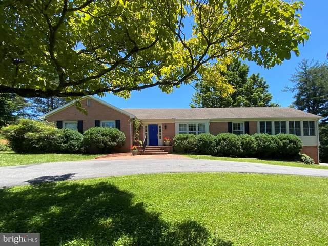 195 Red Hill Road, ORANGE, VA 22960 (MLS #35911) :: Real Estate III