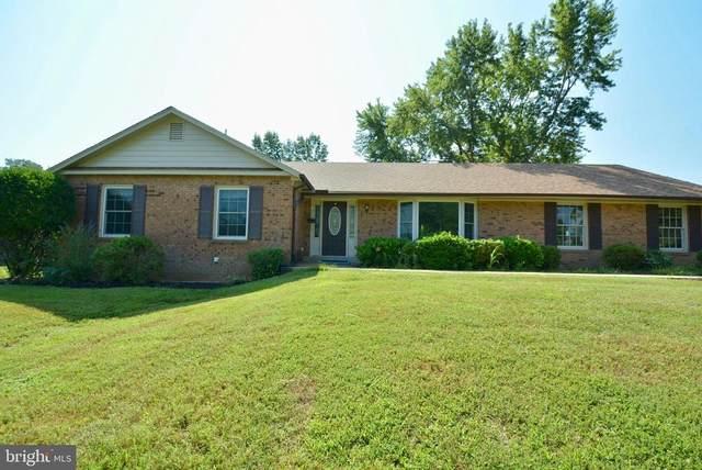 1368 Nelson Ln, AMISSVILLE, VA 20106 (MLS #36396) :: Kline & Co. Real Estate
