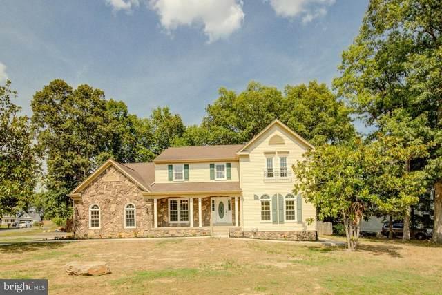11407 Chinquapin Way, FREDERICKSBURG, VA 22407 (MLS #37179) :: Kline & Co. Real Estate