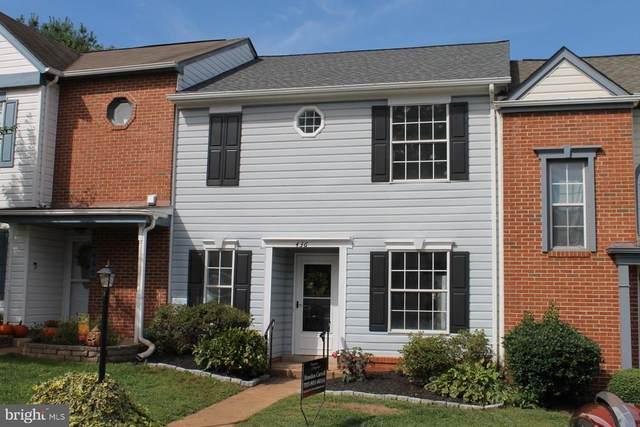 436 Cromwell Ct, CULPEPER, VA 22701 (MLS #37897) :: Jamie White Real Estate