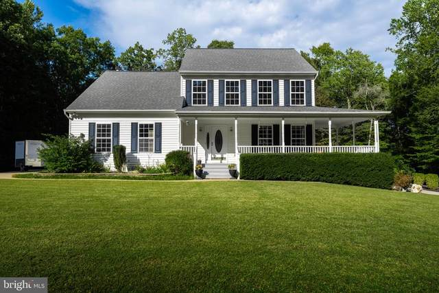 19313 Old Village Ct, Jeffersonton, VA 22724 (MLS #38101) :: Kline & Co. Real Estate