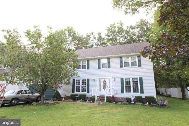 5314 Cedar Ridge Dr, FREDERICKSBURG, VA 22407 (MLS #38194) :: KK Homes