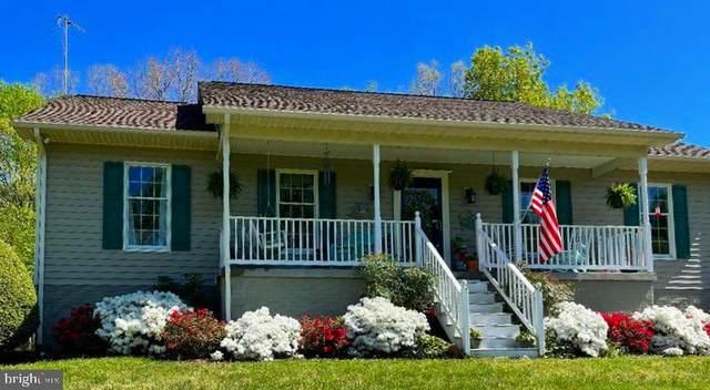 5209 Burr Hill Rd, Rhoadesville, VA 22542 (MLS #38203) :: Kline & Co. Real Estate