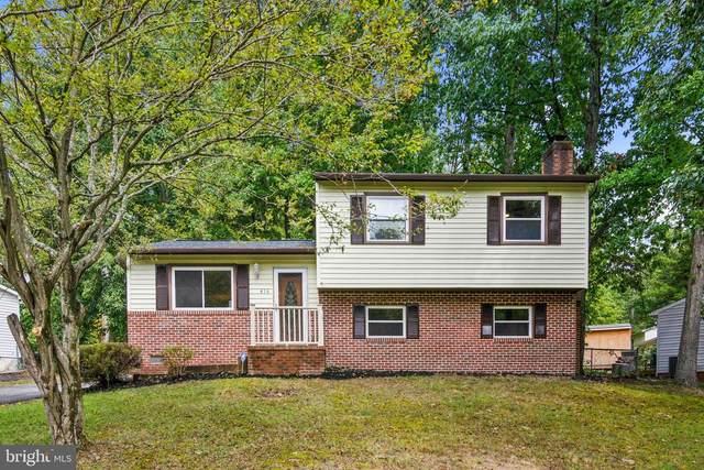 416 Albany St, FREDERICKSBURG, VA 22407 (MLS #38292) :: Real Estate III