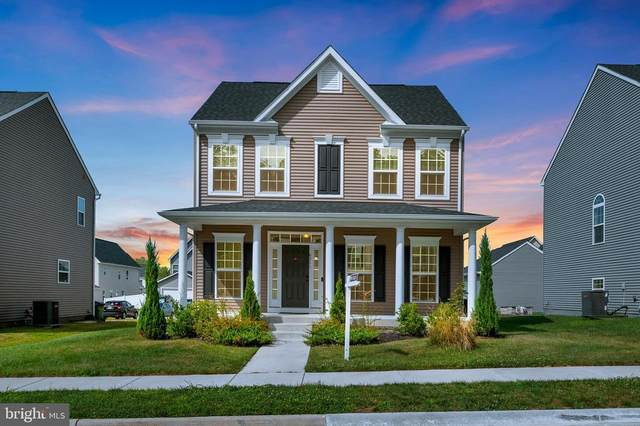 6511 Crittenden Ln, Spotsylvania, VA 22553 (MLS #38324) :: Real Estate III