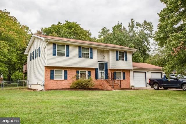 844 Salem Dr, FREDERICKSBURG, VA 22407 (MLS #38376) :: Kline & Co. Real Estate