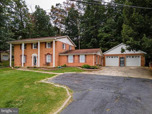 418 Mill Creek Rd, Luray, VA 22835 (MLS #38459) :: Kline & Co. Real Estate