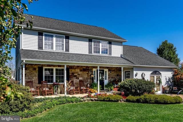 114 W Wanda St, Stanley, VA 22851 (MLS #38475) :: Kline & Co. Real Estate