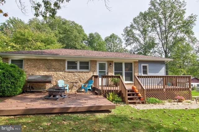 7169 Eggbornsville Rd, Rixeyville, VA 22737 (MLS #38553) :: Kline & Co. Real Estate