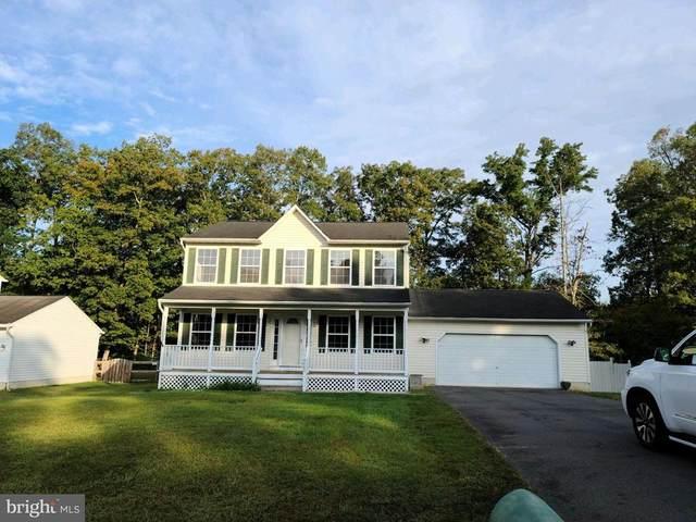 4407 Hastings Ct W, FREDERICKSBURG, VA 22408 (MLS #38554) :: Kline & Co. Real Estate