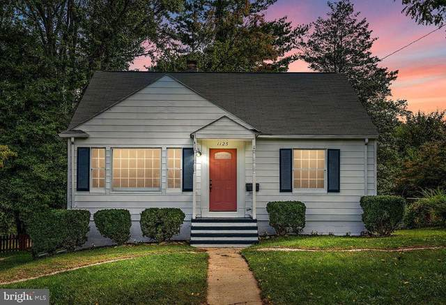 1125 Lee Street, CULPEPER, VA 22701 (MLS #38585) :: Kline & Co. Real Estate