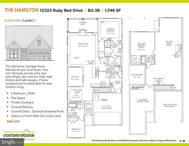 12323 Ruby Red Dr, FREDERICKSBURG, VA 22407 (MLS #38679) :: Kline & Co. Real Estate