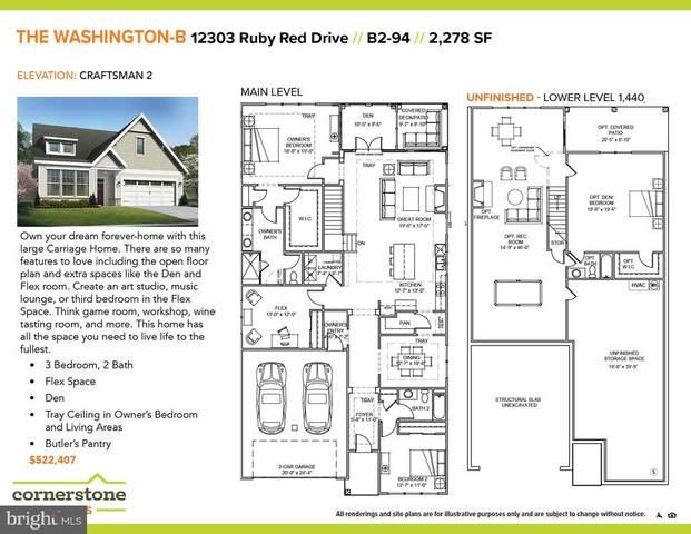 12303 Ruby Red Dr, FREDERICKSBURG, VA 22407 (MLS #38684) :: Kline & Co. Real Estate
