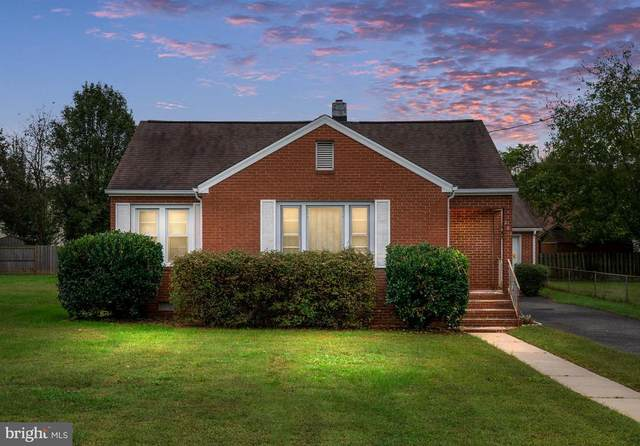 204 Hamilton St, FREDERICKSBURG, VA 22408 (MLS #38689) :: Kline & Co. Real Estate