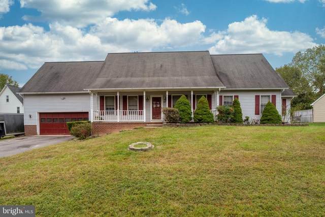 527 Halleck St, FREDERICKSBURG, VA 22407 (MLS #38710) :: Kline & Co. Real Estate