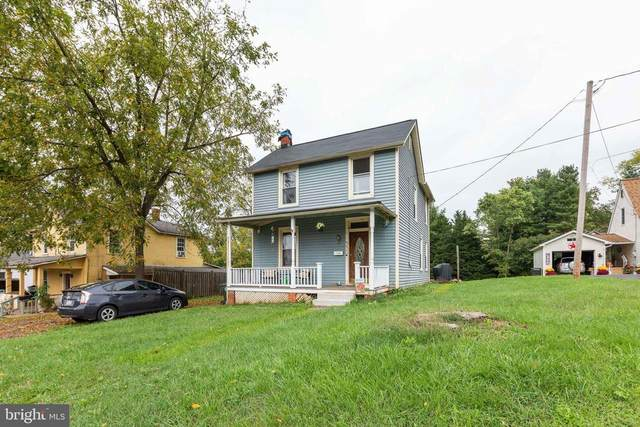 330 W Park Ave, CULPEPER, VA 22701 (MLS #38727) :: Kline & Co. Real Estate