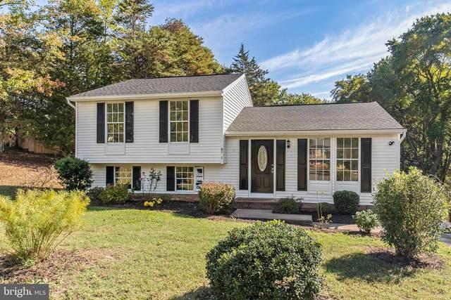 10901 Huntington Woods Cir, FREDERICKSBURG, VA 22407 (MLS #38777) :: Kline & Co. Real Estate