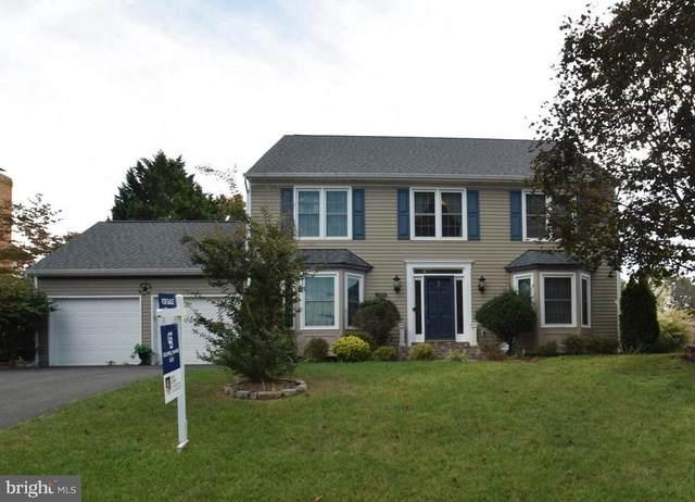 6918 Lakeland Way, FREDERICKSBURG, VA 22407 (MLS #38794) :: Kline & Co. Real Estate