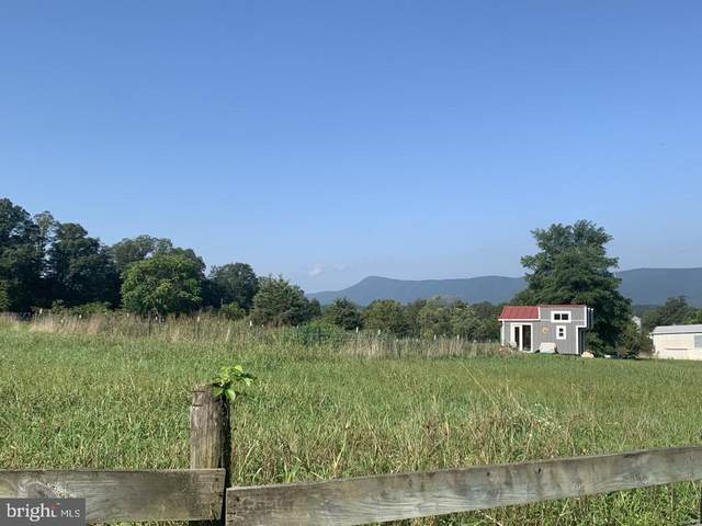 805 Beahm Ln, Rileyville, VA 22650 (MLS #38796) :: Kline & Co. Real Estate