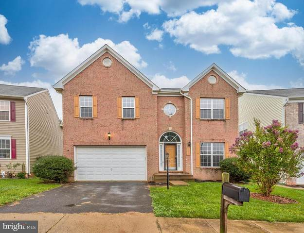 2301 Blue Spruce Dr, CULPEPER, VA 22701 (MLS #38797) :: Kline & Co. Real Estate