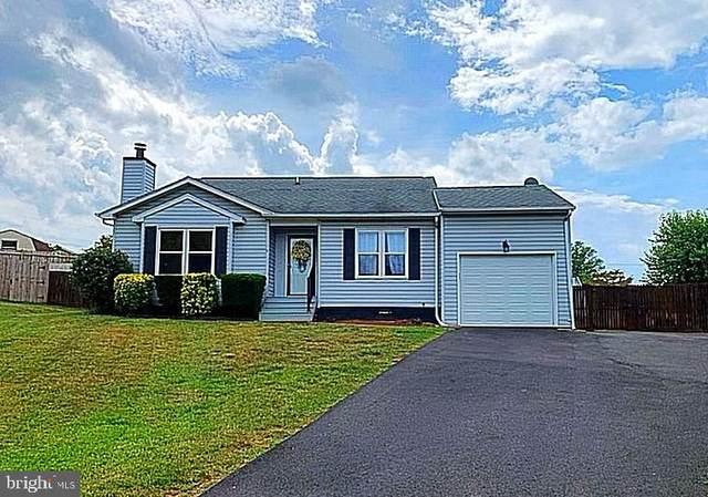 503 Hitt Ct, CULPEPER, VA 22701 (MLS #38826) :: Kline & Co. Real Estate