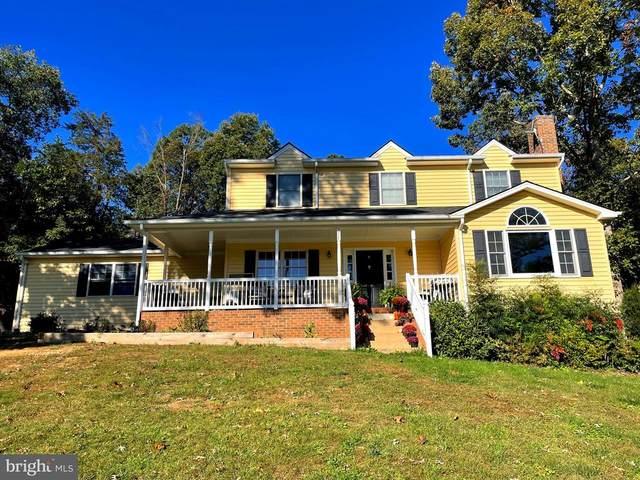 356 Forest Hills Dr, Luray, VA 22835 (MLS #38854) :: Kline & Co. Real Estate