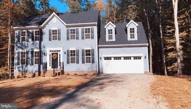 296 Robbie Rd, BUMPASS, VA 23024 (MLS #38866) :: Kline & Co. Real Estate