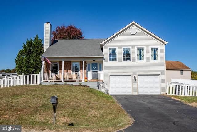 7603 Winslow Ct, FREDERICKSBURG, VA 22407 (MLS #38870) :: Kline & Co. Real Estate