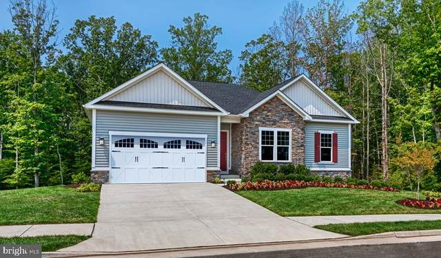 Bexley Lane- Decker, Spotsylvania, VA 22551 (MLS #38910) :: Kline & Co. Real Estate