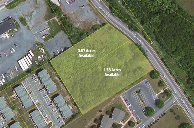 107 & 137 Vine St, HARRISONBURG, VA 22802 (MLS #533443) :: Real Estate III