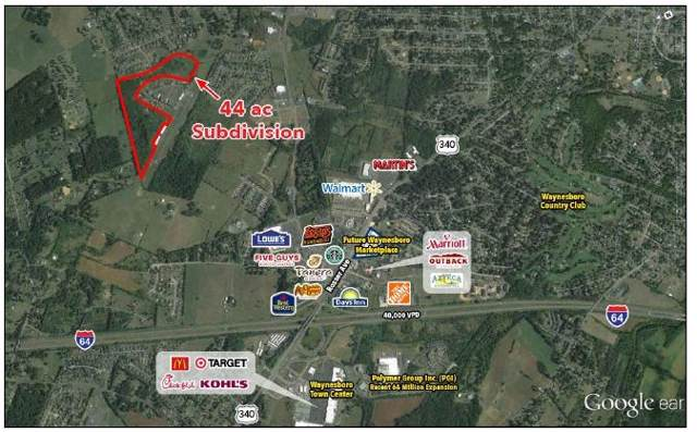 0 Brighton Blvd, Fishersville, VA 22939 (MLS #552882) :: Jamie White Real Estate