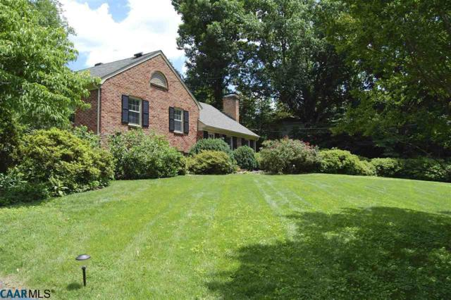 1861 Field Rd, CHARLOTTESVILLE, VA 22903 (MLS #562822) :: Strong Team REALTORS