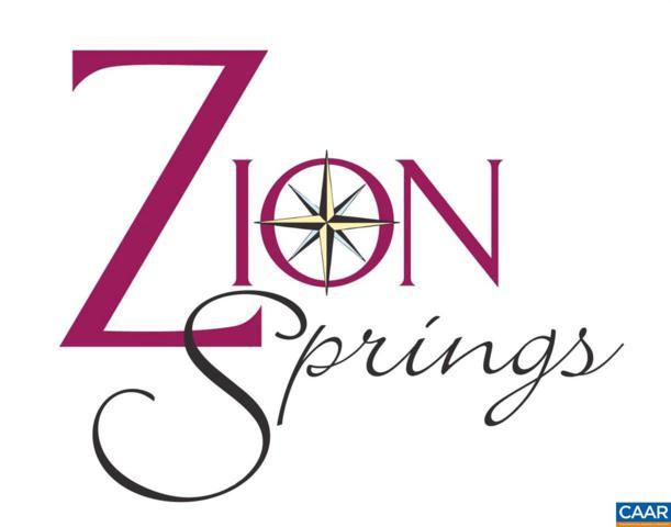 4 Zion Springs Ln Lot 4, LOUISA, VA 23093 (MLS #564901) :: Strong Team REALTORS