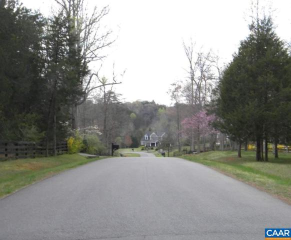 Lot 4 Camargo Dr #4, CHARLOTTESVILLE, VA 22901 (MLS #565292) :: Strong Team REALTORS