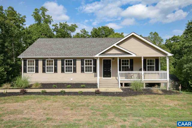 7350 James Madison Hwy, Fork Union, VA 23055 (MLS #565989) :: Strong Team REALTORS