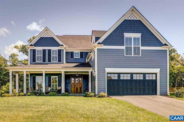 950 Park Ridge Dr, Crozet, VA 22932 (MLS #566736) :: Strong Team REALTORS