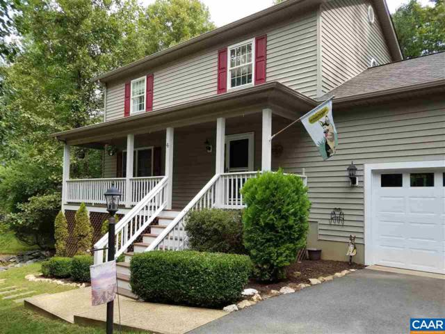 4 Kingswood Rd, Palmyra, VA 22963 (MLS #566974) :: Strong Team REALTORS