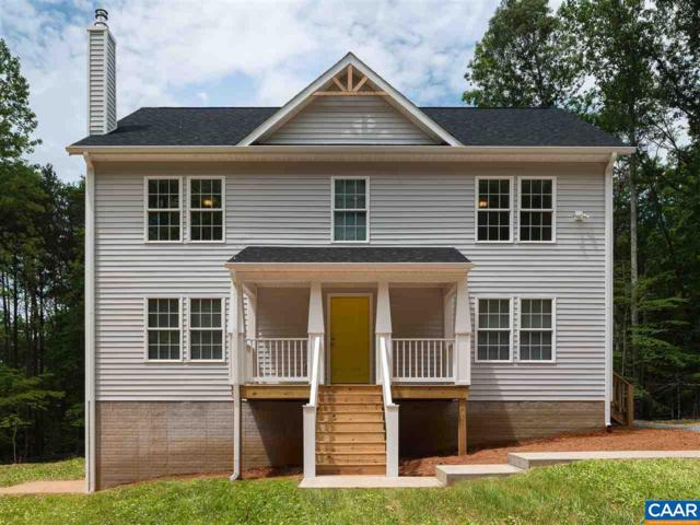 Lot 4 Naylor St, CHARLOTTESVILLE, VA 22903 (MLS #567109) :: Strong Team REALTORS