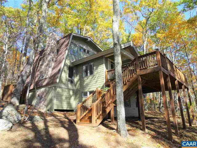 106 Oak Ln, Wintergreen Resort, VA 22967 (MLS #568591) :: Strong Team REALTORS