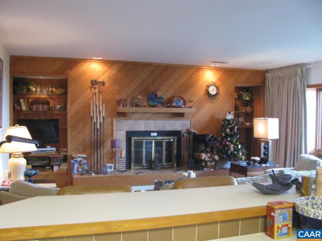 1515 Cliffs Condos, Wintergreen Resort, VA 22967 (MLS #568876) :: Strong Team REALTORS