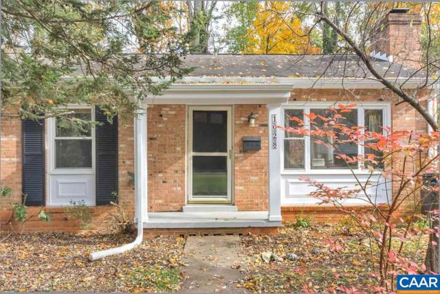 1028 Cottonwood Rd, CHARLOTTESVILLE, VA 22901 (MLS #569256) :: Strong Team REALTORS