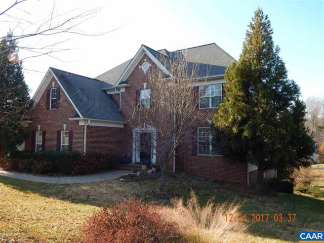1128 Turnstone Dr, CHARLOTTESVILLE, VA 22903 (MLS #569633) :: Strong Team REALTORS